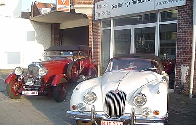 front British Car Parts sittard